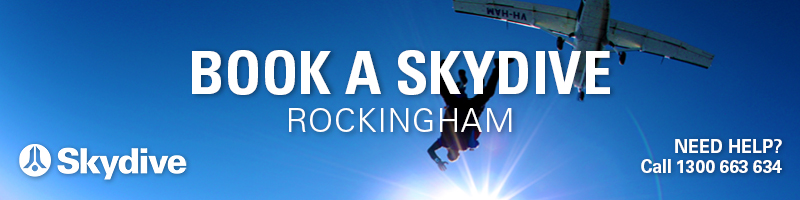 Skydive Rockingham